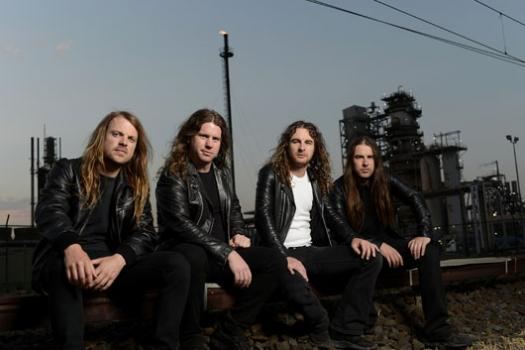 Airbourne Top Download Charts Around The World
