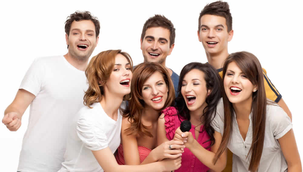 Monthly group classes for adults are now available! - Vox ... Group Singing Images