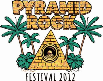 Pyramid Rock Festival 2012