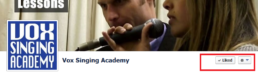 Vox Singing Academy | Official Facebook Page