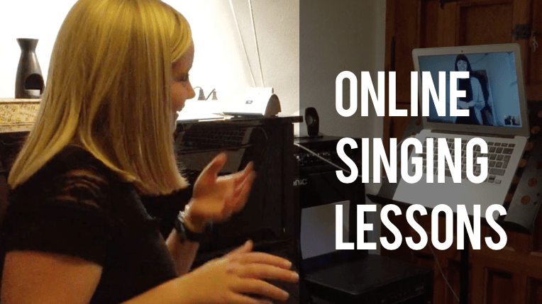 Book VSA online singing Lessons